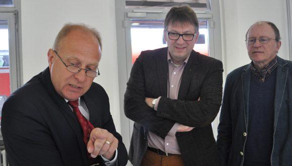 Neue Ideen für eine bessere Bahnverbindung nach Wolfsburg
