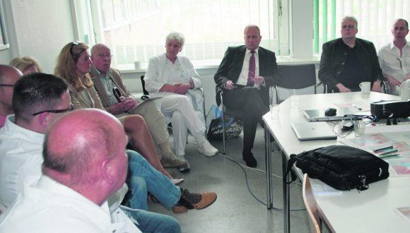 Vernetzung im Krankenhaus Kinderklinik vorerst nicht geplant