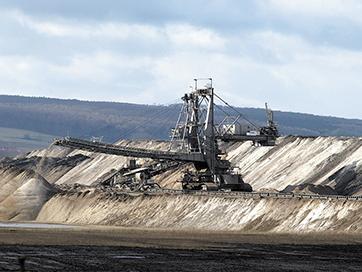Letzte Kohleförderung im Schöninger Tagebau