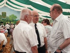 Bergmannsfest in Wolsdorf
