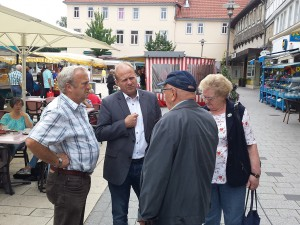 Besuch Markt Königslutter